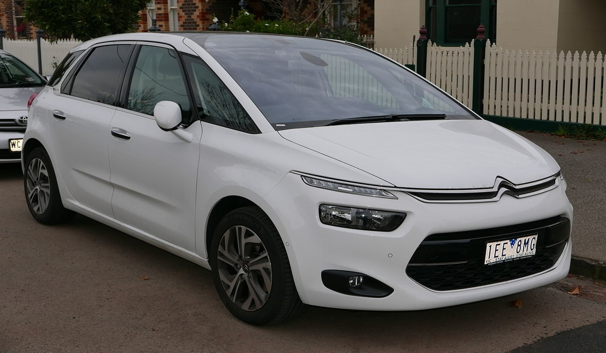 Citroën C4 Grand Picasso (5+2)