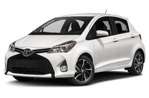 Toyota-Yaris-automobil